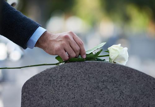 ritual of dying