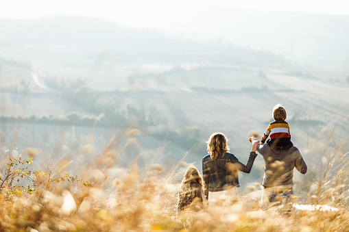 forming relationships with families