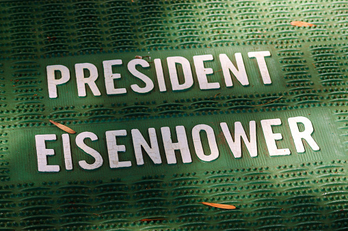 letters to eisenhower